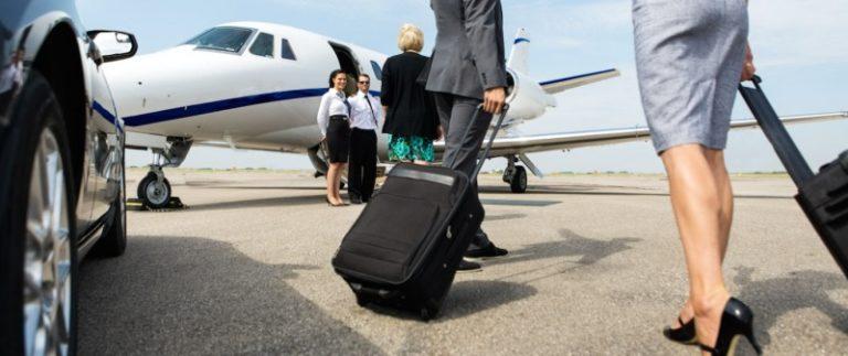prevoz na letalisce